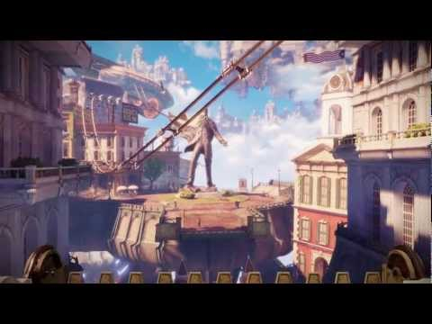 Bioshock: Infinite - City in the Sky Trailer - 0 - Bioshock: Infinite – City in the Sky Trailer