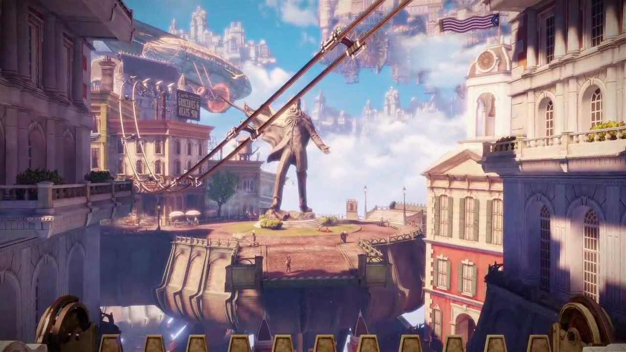Bioshock Infinite: City In the Sky Trailer