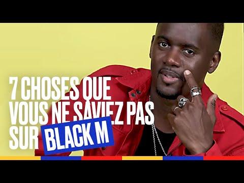 Youtube: Black M:«La première fois que j'ai écouté la Sexion d'assaut, j'ai pas aimé»   Konbini