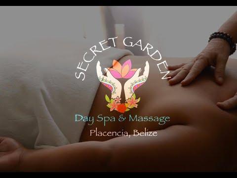 Secret Garden - Day Spa & Massage | Voted Placencia's Best Spa