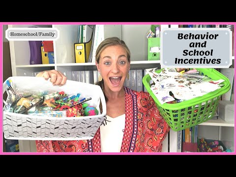 Behavior and School Incentive Ideas