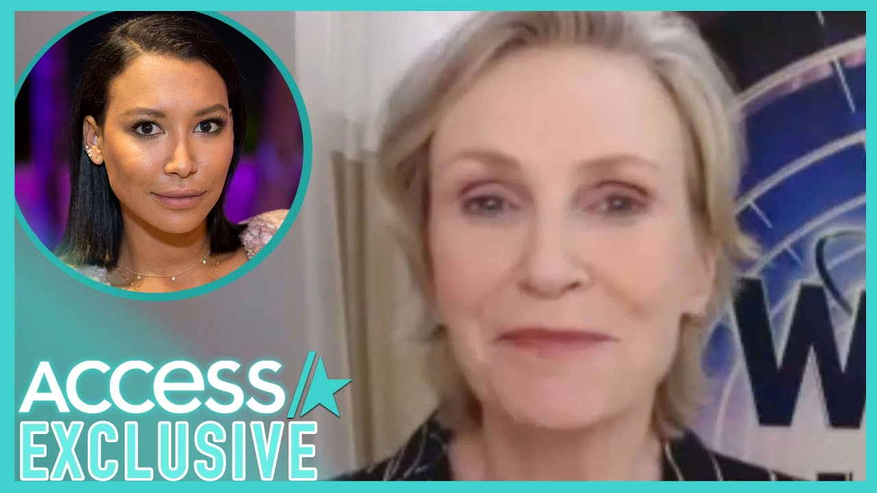 Jane Lynch: 'You Could Have No Better Friend Than Naya Rivera'