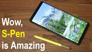 Galaxy Note 9 - Full S Pen Tips, Tricks and Features (That No One Will Show You)