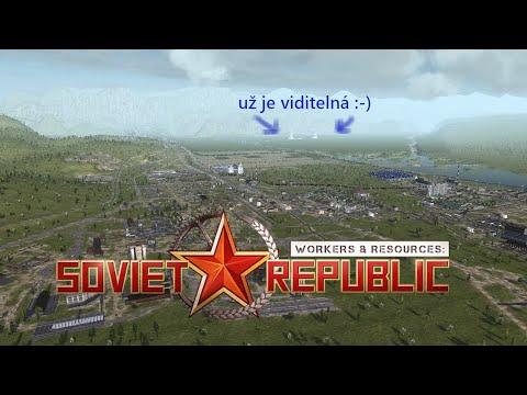 Pomalu se blížíme k dokončení Jader. elekrárny, díl 42. Workers & Resources Soviet Republic