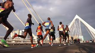 Maratón Guadalajara Megacable hidratado por Electrolit 2019
