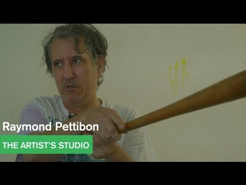 Artists Talk with Alia Shawkat and Lance Bangs -- Raymond Pettibon - The Artist's Studio - MOCAtv