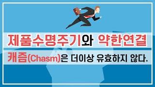 [마케팅의 정석] 제품수용주기와 약한 연결 - 캐즘(Chasm)은 더 이상 유효하지 않다.