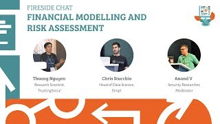 Fireside chat on financial modelling, credit scoring, and risk assessment