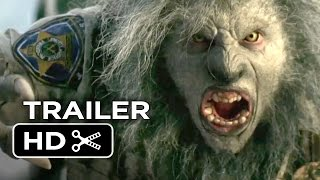 WolfCop Official Trailer 2 (2014) - Werewolf Horror Comedy HD