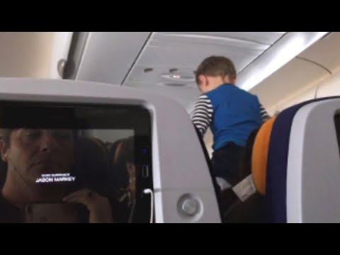 Child Screams For Most of 8Hour Long Flight