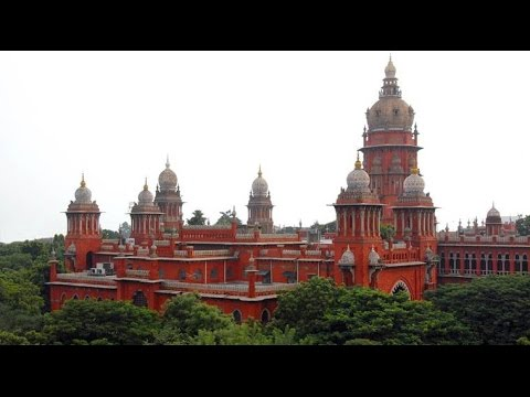 MBA Selection - Chennai High Court