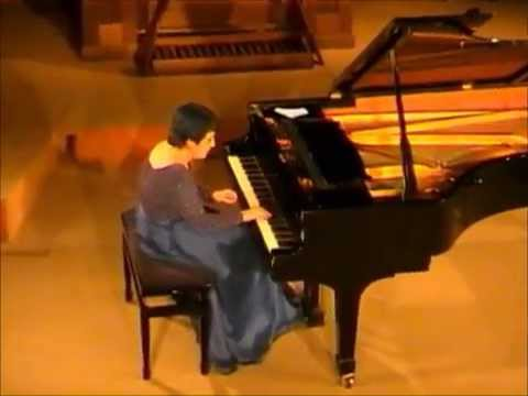 """ANAHIT NERSESYAN plays J. S. BACH 1""""Partita No. 2"""" (Live in Yerevan, 2008)"""