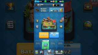 New series of channel. Clash Royale. Starting from scratch