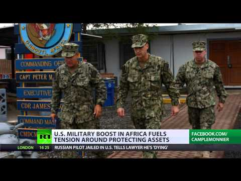 Dollar Domination: US military boosts presence in Africa