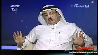 رجا الله السلمي طفش من جمال عارف وكثرة مداخلاته