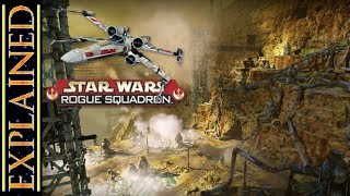 Kessel: Star Wars Canon vs Legends - Rogue Squadron Lore Play #9