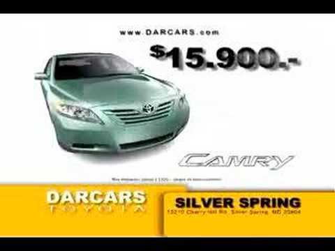 Darcars Toyota Silver Spring Tv Commercial