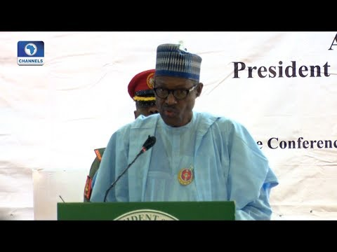We Are Doing Our Best To Rescue Remaining Chibok Girls – Buhari
