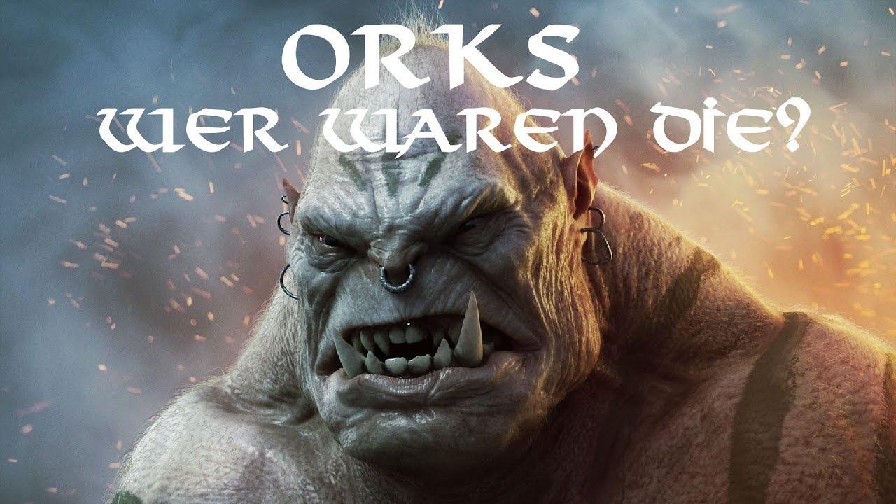 Orks Wer War Das Volk Zusammenfassung Tolkiender Herr Der Ringeder Hobbit
