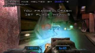 Quake III Arena (Dreamcast Gameplay)