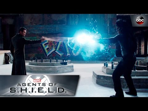 Lash vs. Hive  Marvel's Agents of S.H.I.E.L.D. Kick@$$ Move of the Week