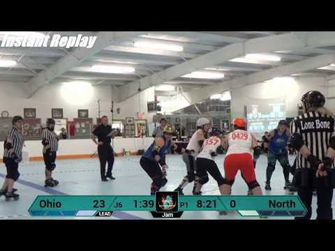 2018 Battle Of The All Stars Botas Ohio Vs North Carolina Youtube