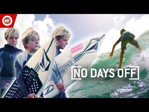 Young Surfing Prodigies | Roberson Brothers