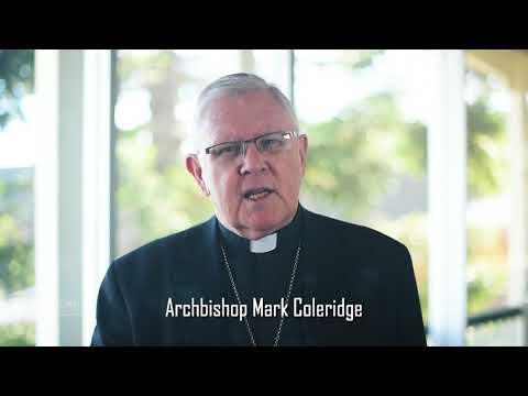 Archbishop Mark Coleridge - Parousia Media Endorsement