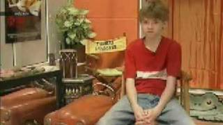 Thomas Sangster - Russian Interview with Subtitles