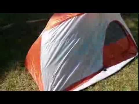 & Ozark Trail 2-Person Hiker Tent Review - YouTube
