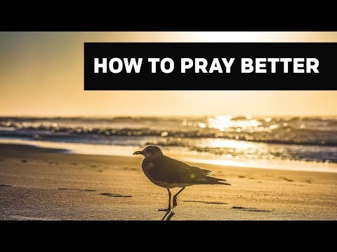 How To Pray Better | 2-Minute Devotions #11