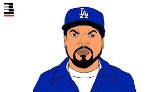 "Ice Cube Type Beat | ""Game Over"" [Gangsta Rap Instrumental]"