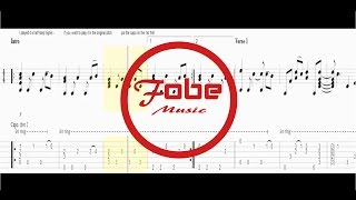 One Direction - Night Changes / Guitar Acoustic Tab