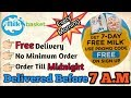 Free Milk Delivery | Buy Grocery & Household Essentials | Breakfast & Dairy Products