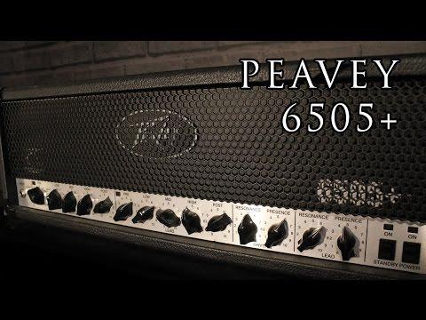 Peavey 6505+ - Josh Middleton
