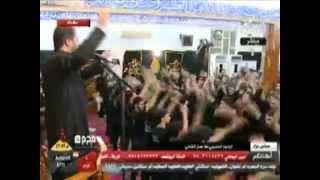 قصيدة ارخصنه يا حسين نار العدى انطفيه للرادود عمار الكناني 6 محرم 1436