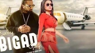 Yo yo honey Singh new title track baby bigad gayi