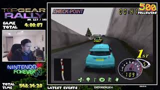 N64Ever / #117 - Top Gear Rally 2 - Part 3