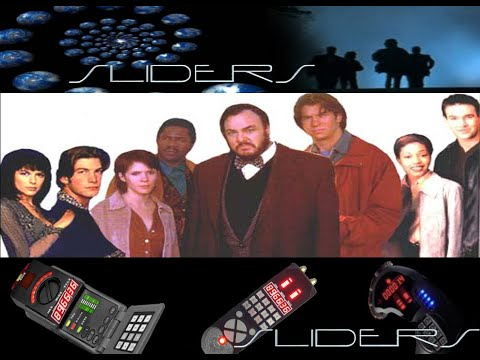 The entire cast of sliders then and now