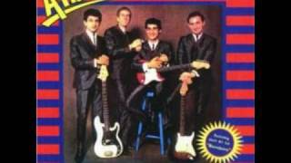 The Atlantics - Mirage (Instrumental Surf Guitar) 1962