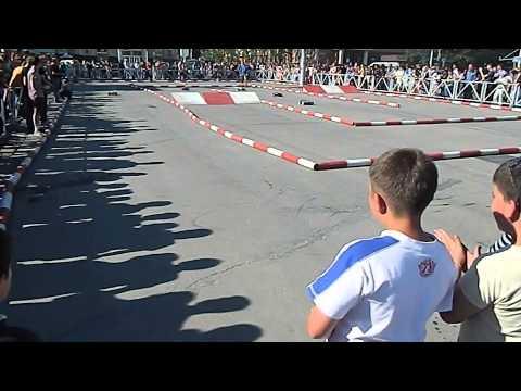 RUSSIA,SAKHALIN RC CAR RACING 27.06.2013