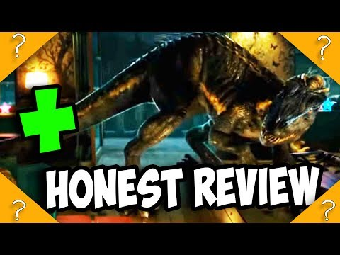 What made Jurassic World 2 GOOD - honest positive review *SPOILERS*
