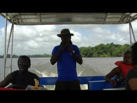 Suriname 2013 Episode Overbridge