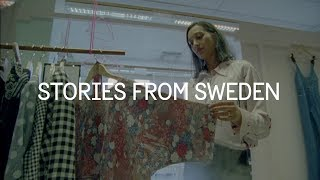 The fashion library – Stories From Sweden