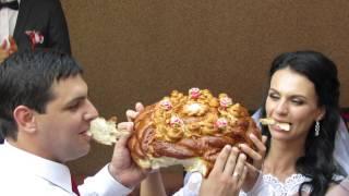 Сергей & Анжела Свадьба ВВП Клуб - Каравай