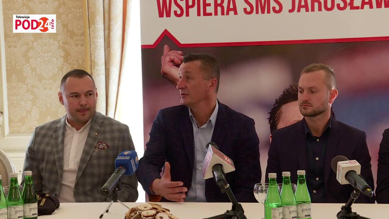 Tomasz Hajto Ambasadorem SMS w Jarosławiu
