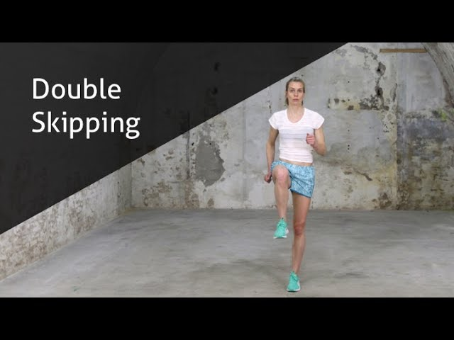 Double Skipping - hoe voer ik deze oefening goed uit