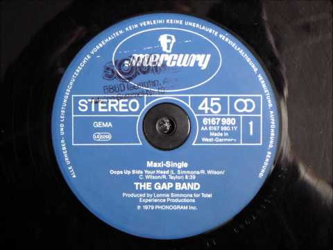 The Gap Band - Oops Up Side Your Head Original 12 inch Version 1979