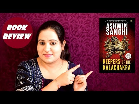 Keepers of the Kalachakra by Ashwin Sanghi | Book Review
