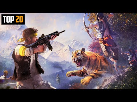 TOP 20 Best Games For Android 2018 | High Graphics | Best Free Android Games 2018